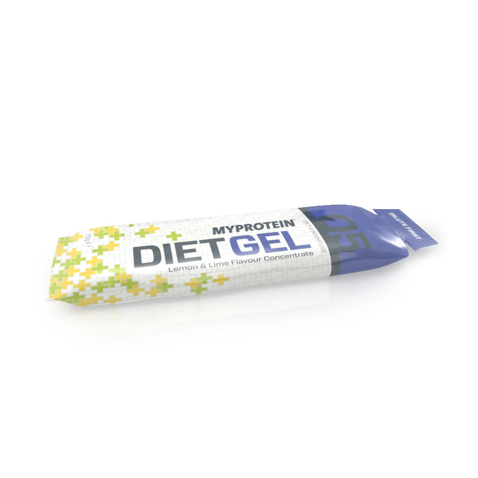 DIET:GEL - Orange (One Sachet)