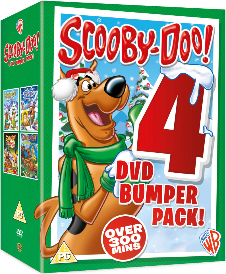 Scooby Doo Christmas.Scooby Doo Christmas Box Set
