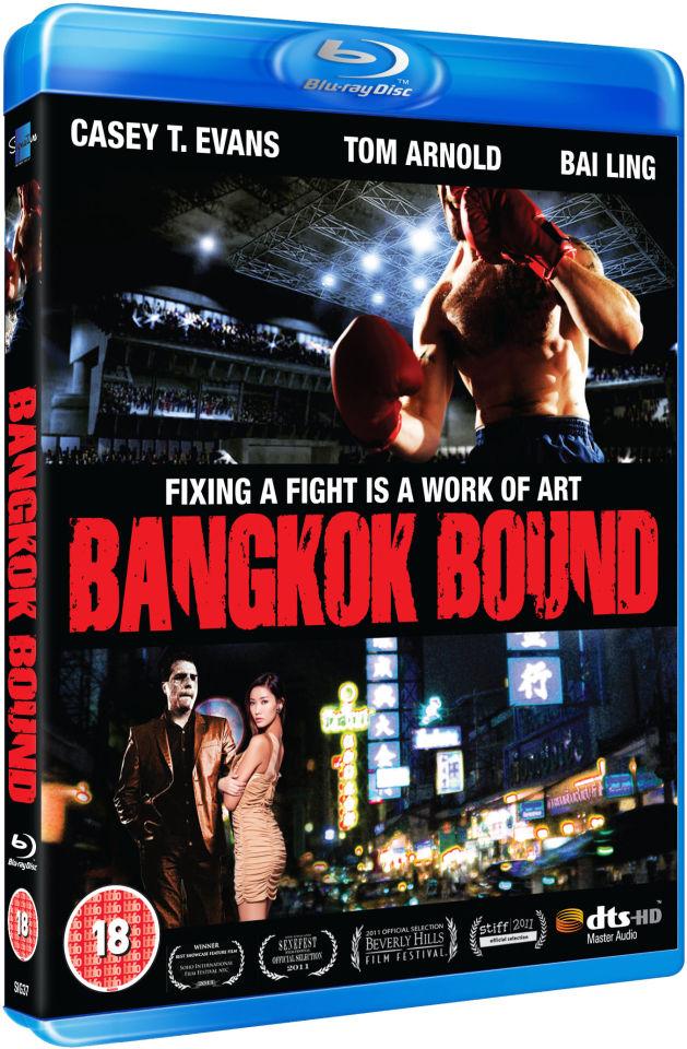 Bangkok Bound Blu Ray Zavvi
