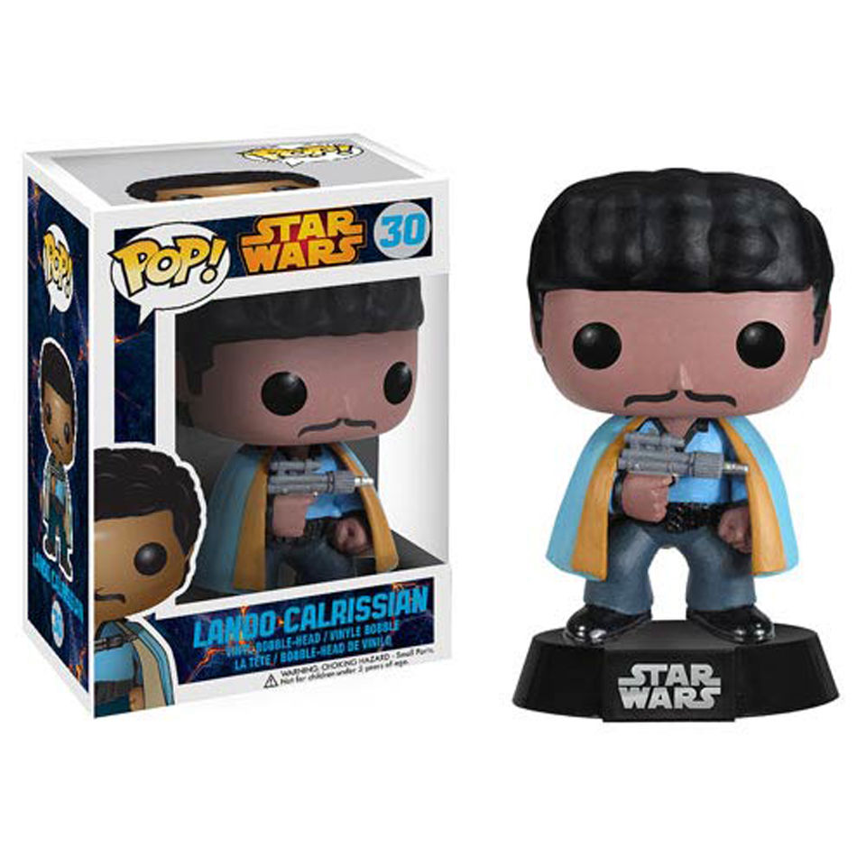 Star Wars - Lando Calrissian - Pop! Vinyl Figure