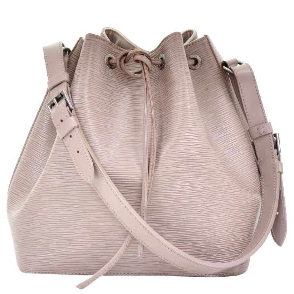 c2ee09d31812 Louis Vuitton Vintage Epi Leather Noe Petit Lilac Shoulder Bag - Free UK  Delivery over £50