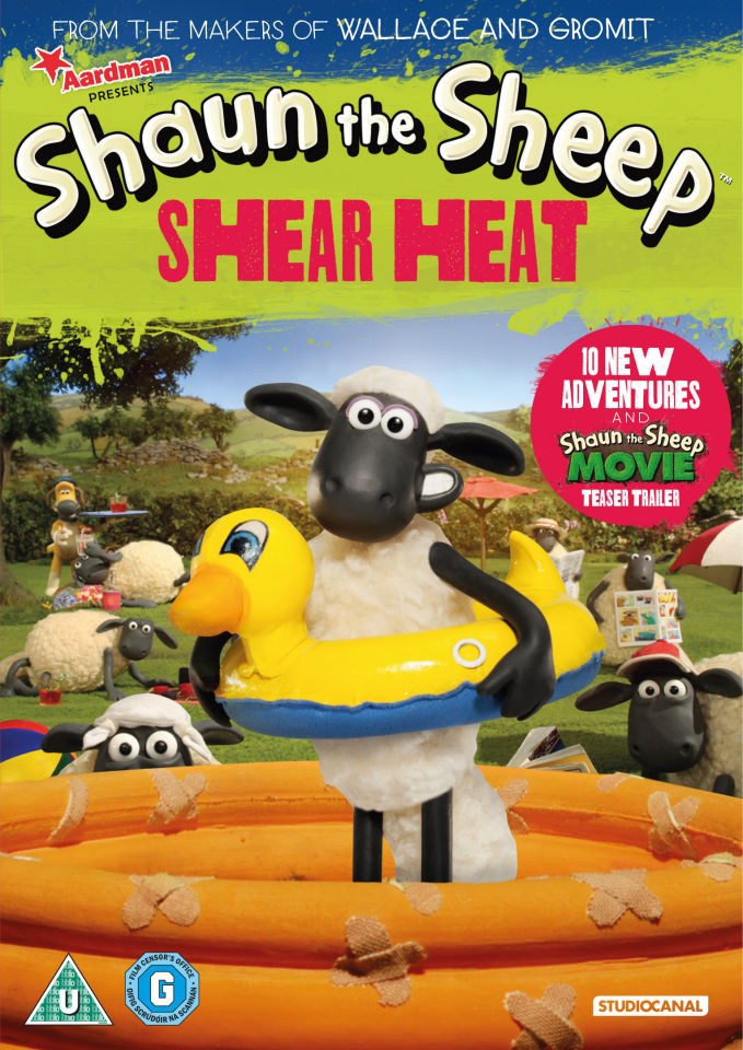 Shaun the Sheep: Shear Heat