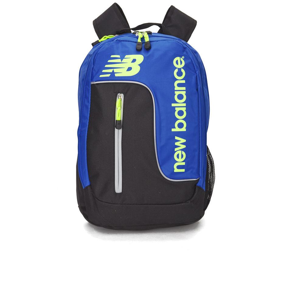 New Balance 5k Backpack Ultra Blue Fluorescent Yellow