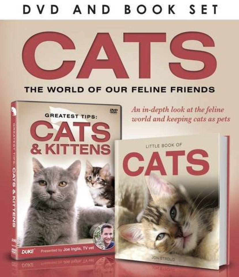 Cats (Includes Book)