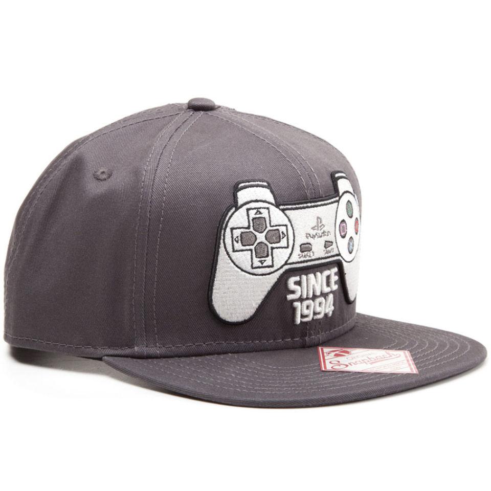 Sony PlayStation One Snapback Since 1994 Controller Baseball Cap.  Description c9ae1a5610dd