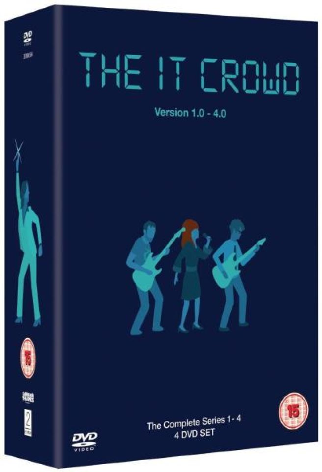 The IT Crowd - Complete Box Set