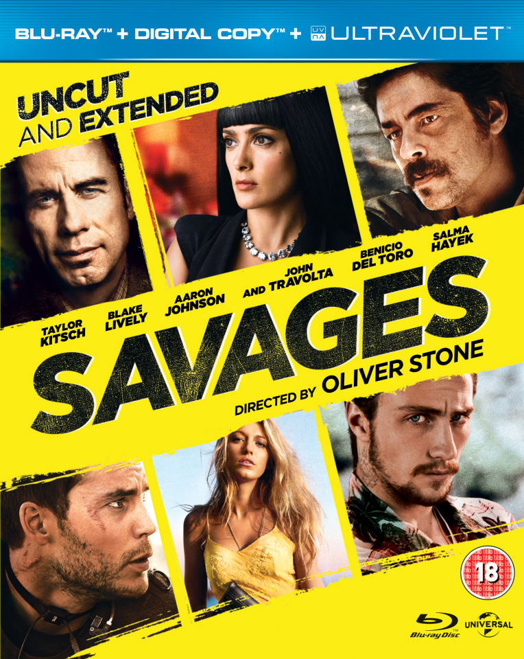 Savages (+ copie digitale et UV)
