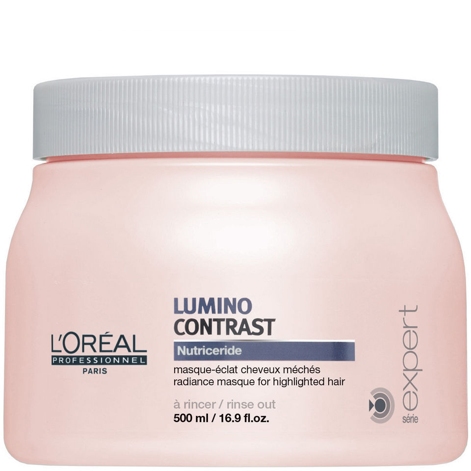 3d3db43899 L Oreal Professionnel Serie Expert Lumino Contrast Masque (500ml ...