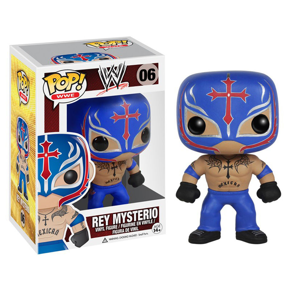 WWE Rey Mysterio Pop! Vinyl Figure