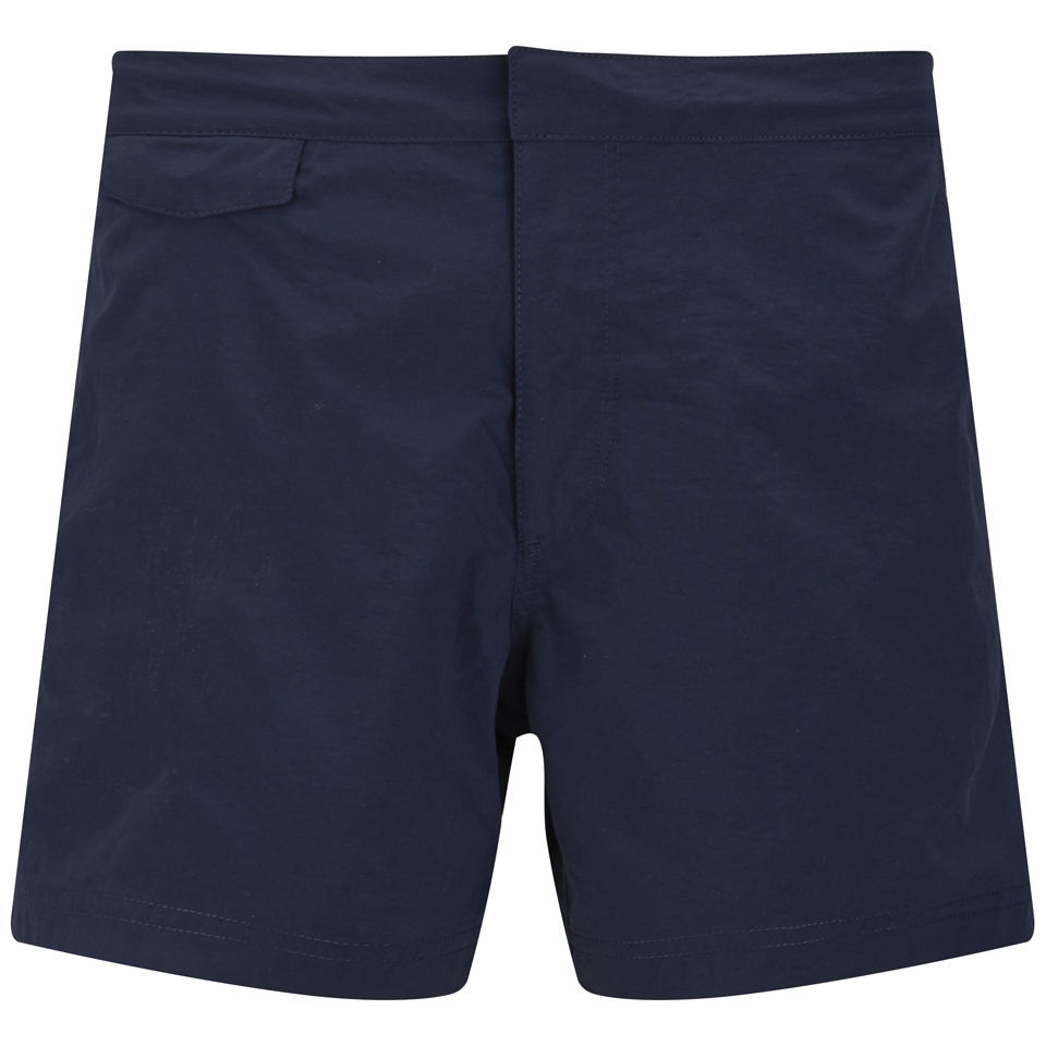 14637752e6 Sunspel Men's Riviera Swim Shorts - Navy - Free UK Delivery over £50