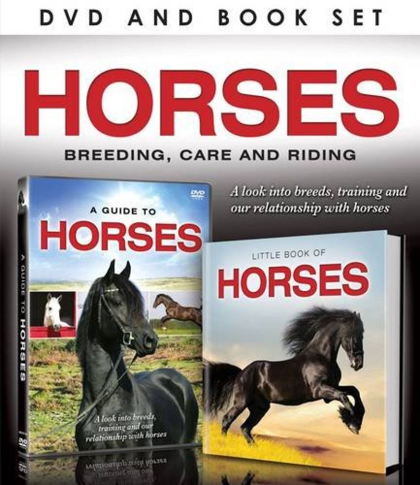 Horses (Includes Book)