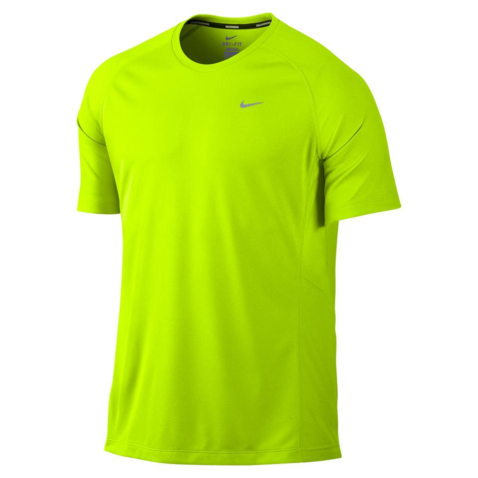 e39f0397d Nike Miler Mens T Shirt - DREAMWORKS