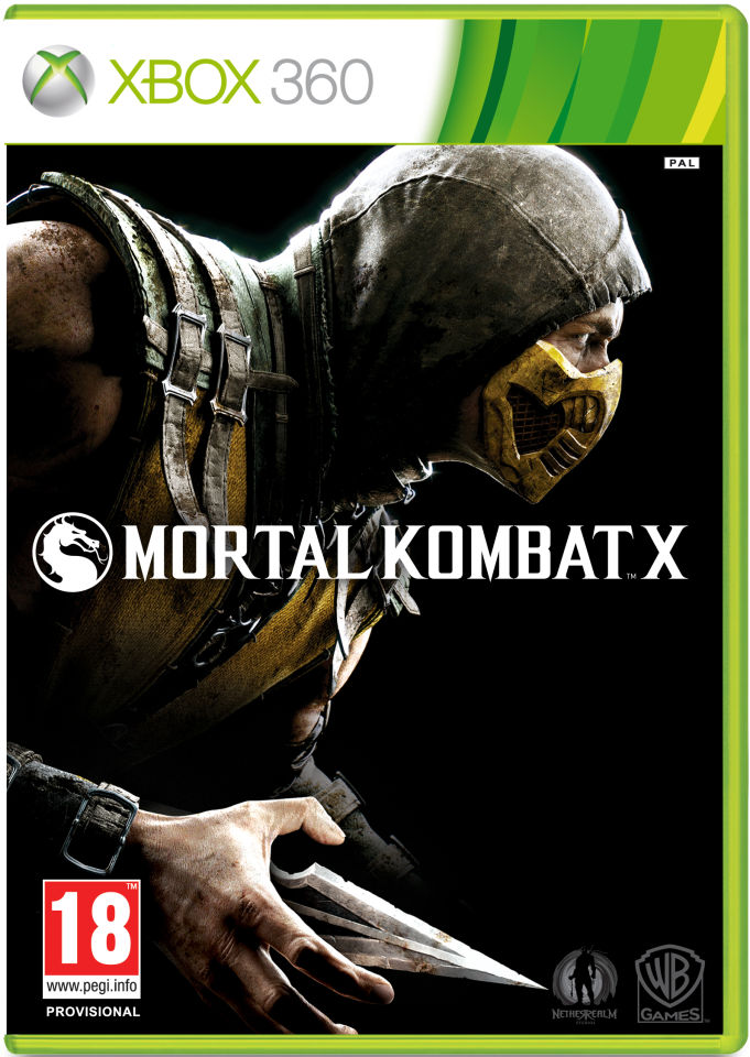 Mortal Kombat X Xbox 360 Zavvi Espana