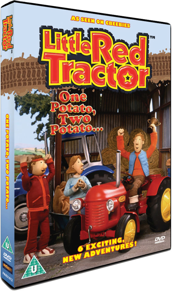 Little Red Tractor - One Potato, Two Potato