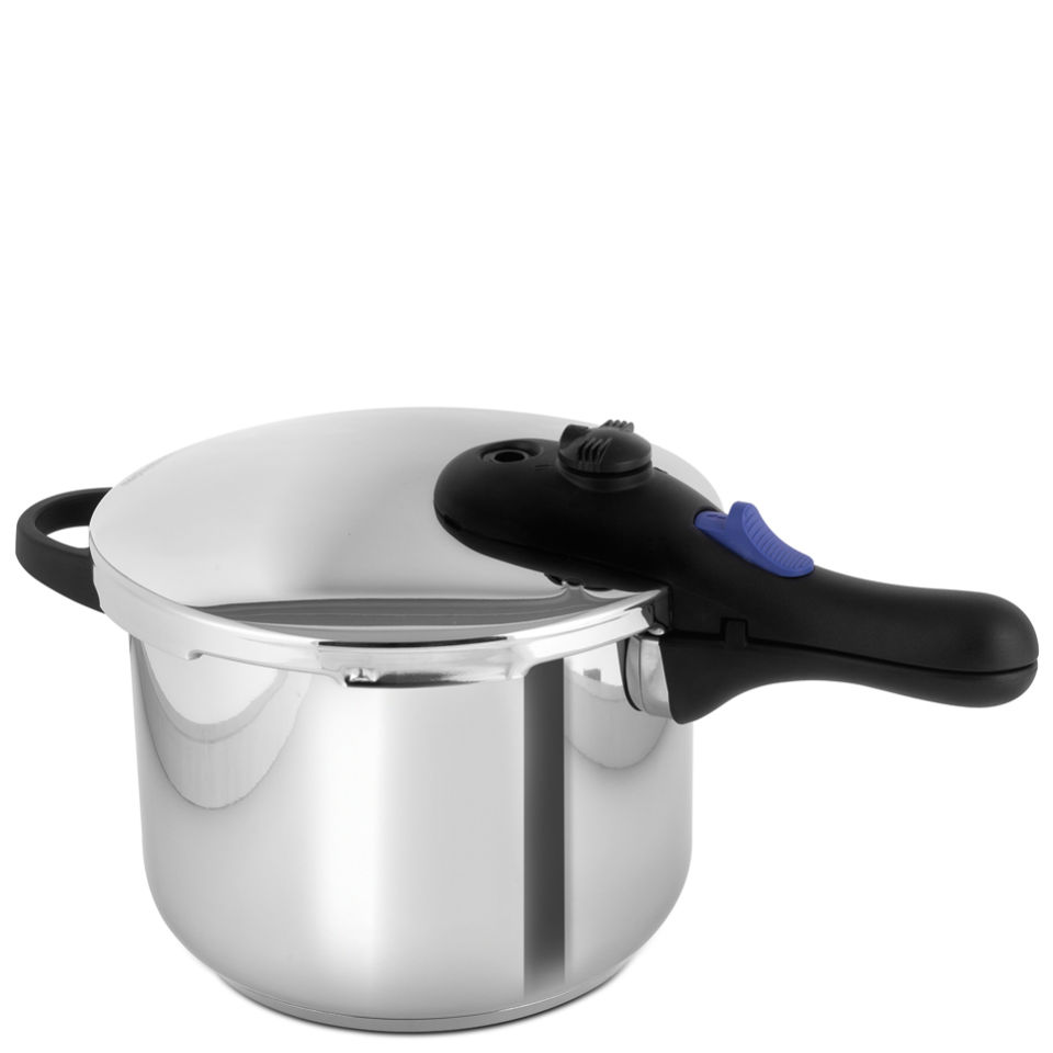 Morphy Richards 46641 Pressure Cooker - Stainless Steel - 6L