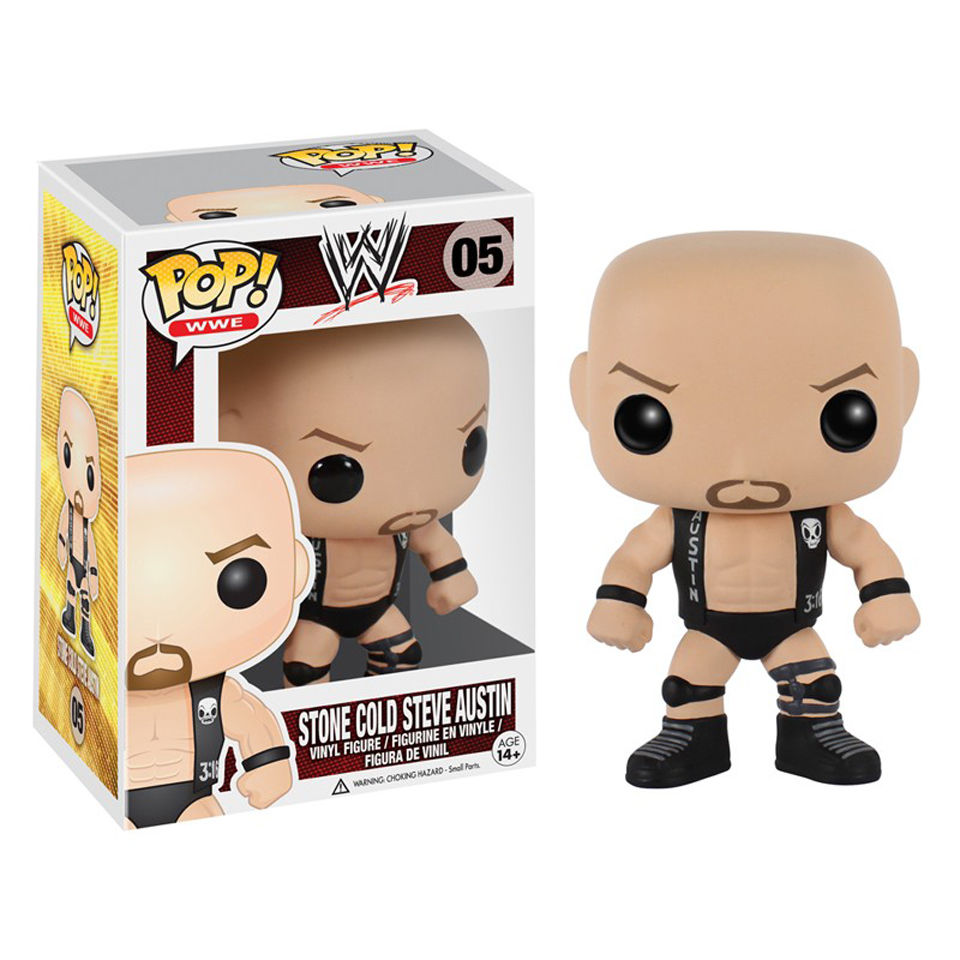 WWE Steve Austin Pop! Vinyl Figure
