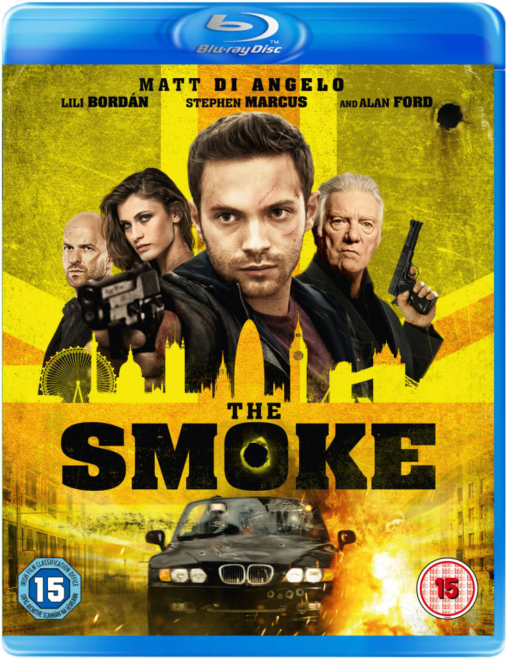The Smoke - Zavvi Exclusive (500 Only)