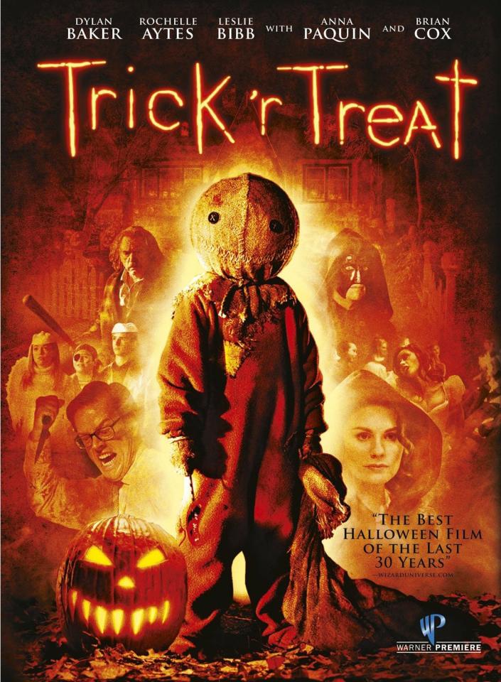 Trick R Treat DVD | Za... Anna Paquin