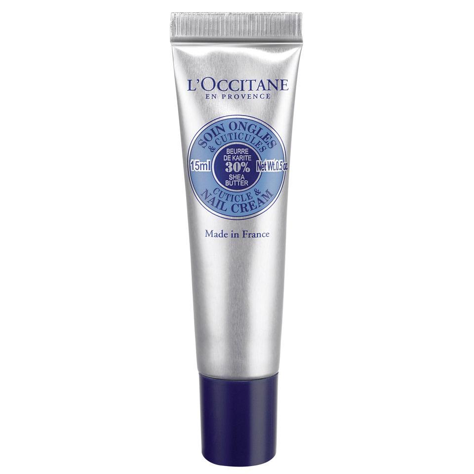L\'Occitane Nail & Cuticle Cream (15ml) | Free Shipping | Lookfantastic