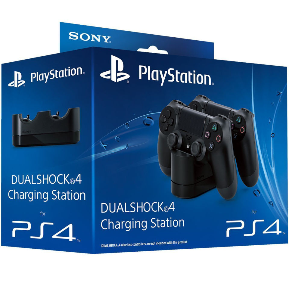 Estación de Carga Sony PlayStation 4 DualShock 4