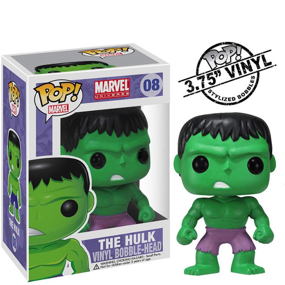 Marvel Hulk Pop Vinyl Figure Iwoot
