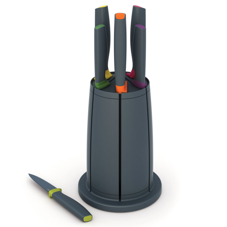 Joseph Joseph Elevate Knives and Carousel Set