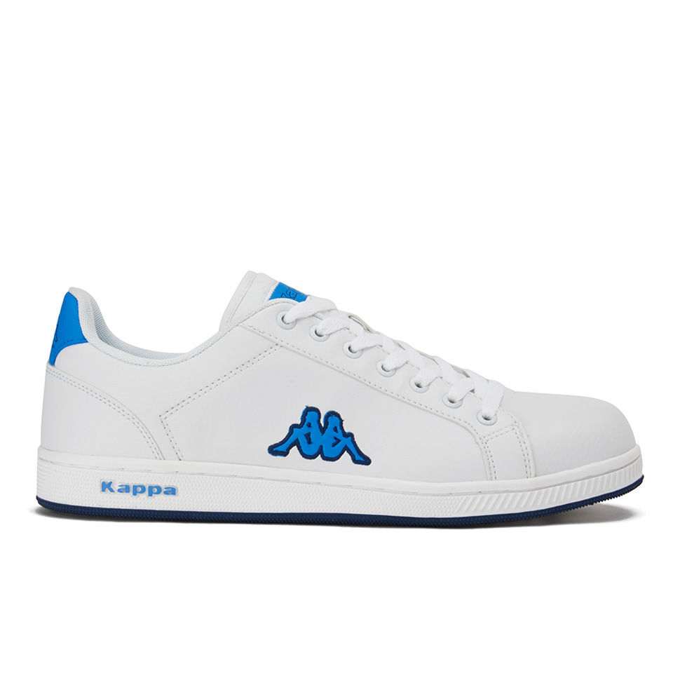0a500f325f Kappa Men's Giorno 1 Trainers - White/Navy Mens Footwear | Zavvi