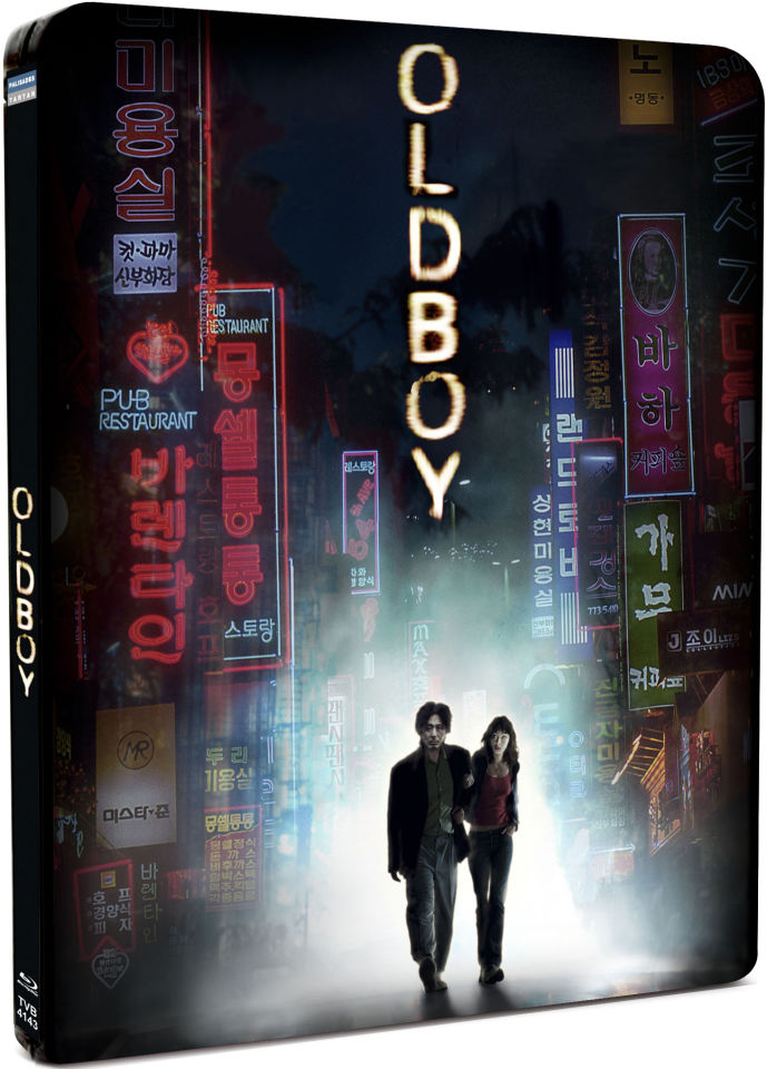 OldBoy - Steelbook Edition (UK EDITION)