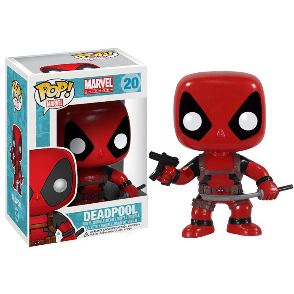 Marvel Deadpool Pop! Vinyl Figur