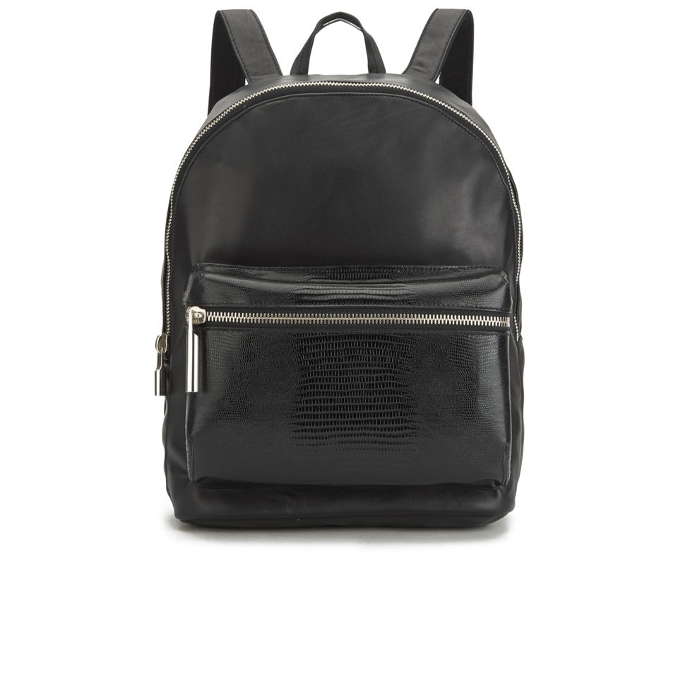 0a2aa4767c Elizabeth and James Women s Cynnie Leather Backpack - Black - Free ...