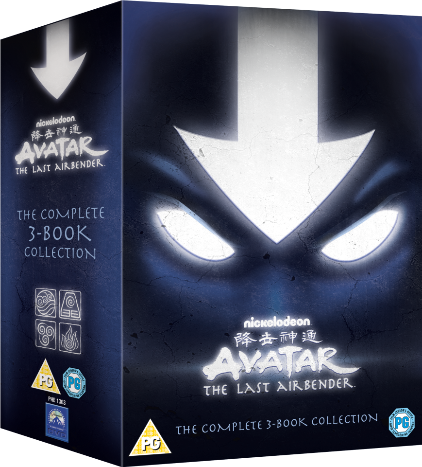 Recipe One Of The Movie Avatar: The Complete Collection DVD