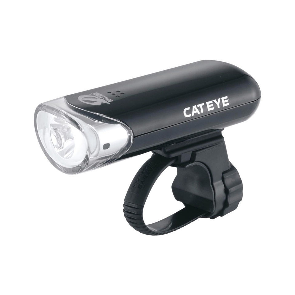 Product was successfully updated.  Cateye EL-130 LED Fahrrad Front-Licht