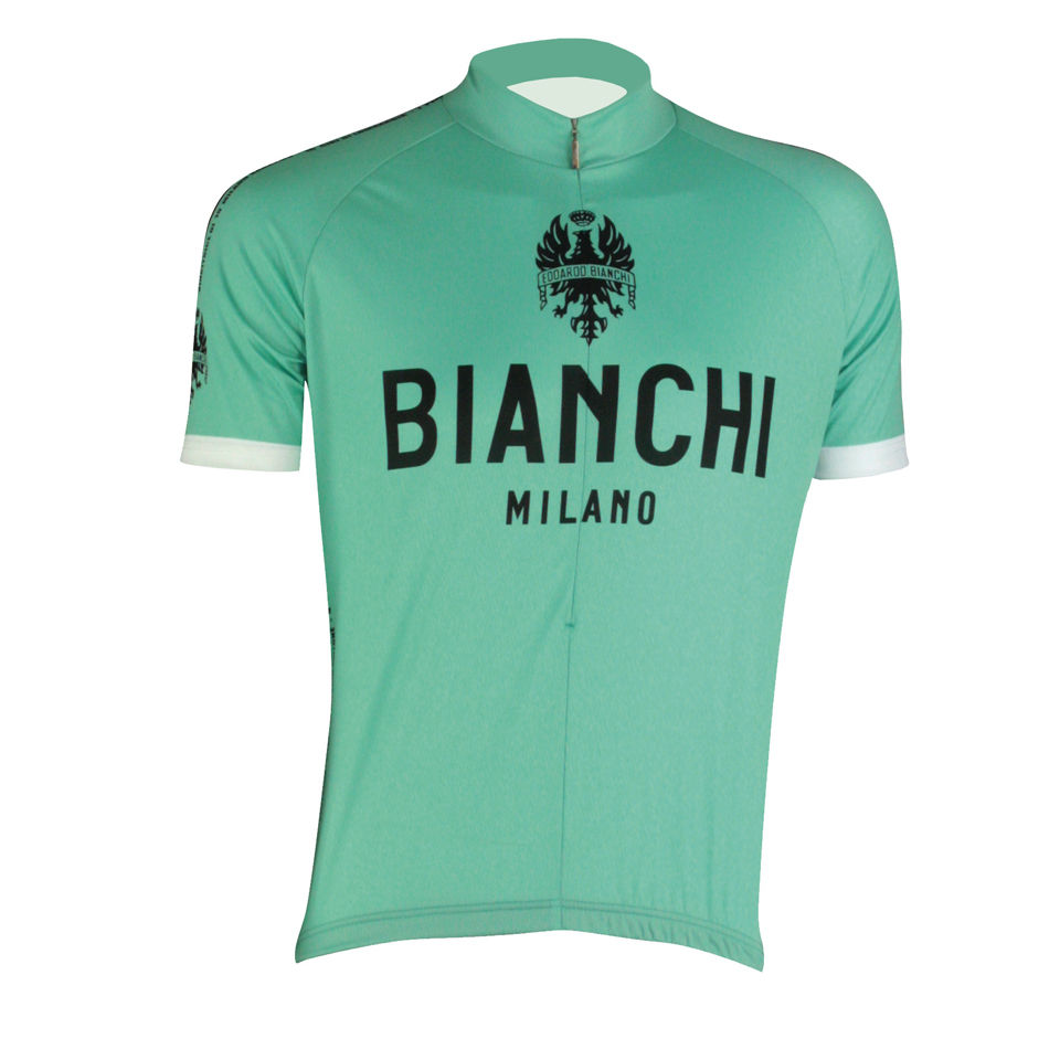 Bianchi Pride Short Sleeve Jersey - Green