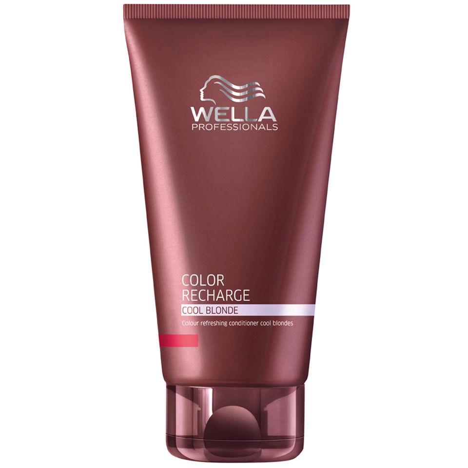 Wella Professionals Colour Recharge Conditioner Cool Blonde (200ml).  Description 2444c3e0eaa