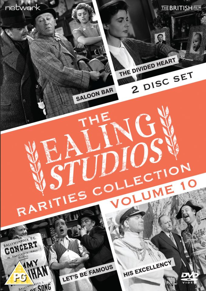 The Ealing Studios Rarities Collection - Volume 10