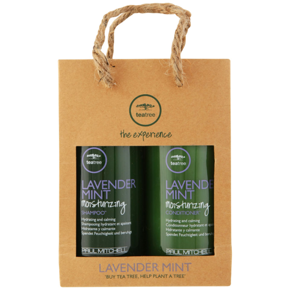 Paul Mitchell Lavender Mint Bonus Bag (2 Products) (Worth £31.50)