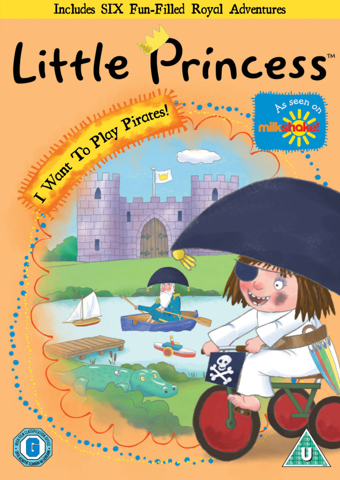 Little Princess: I Want to Play Pirates!