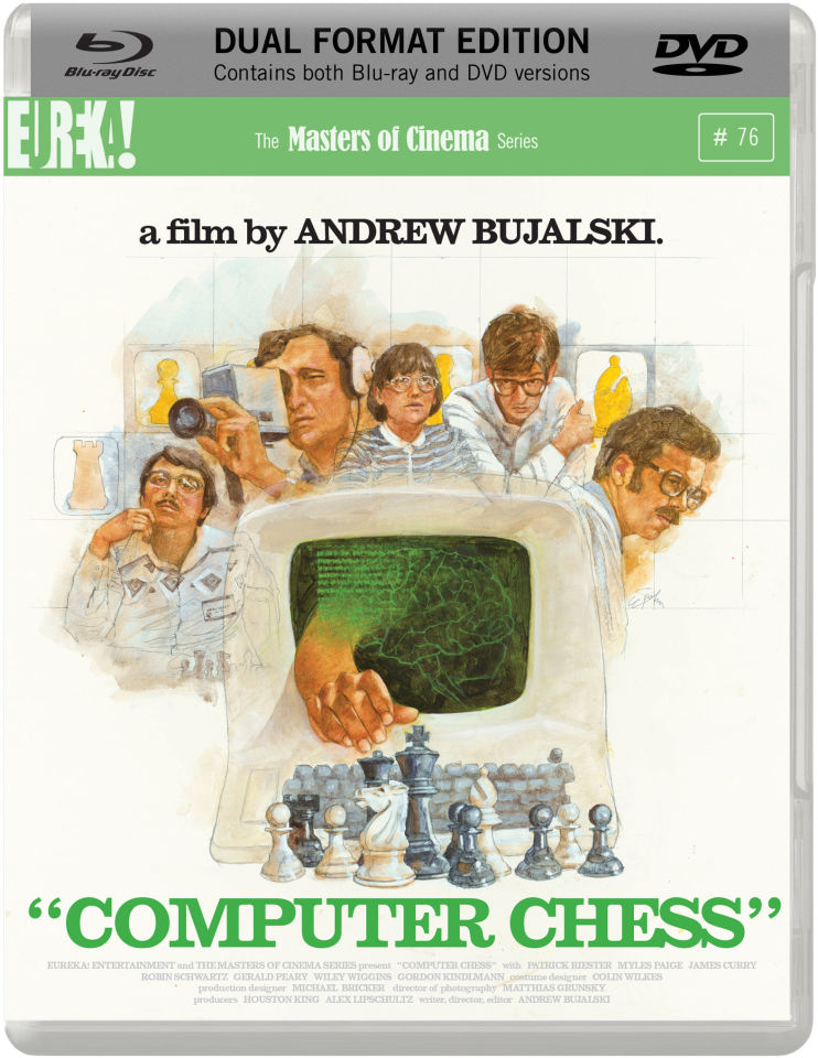 Computer Chess - Dual Format Edition (Masters of Cinema)