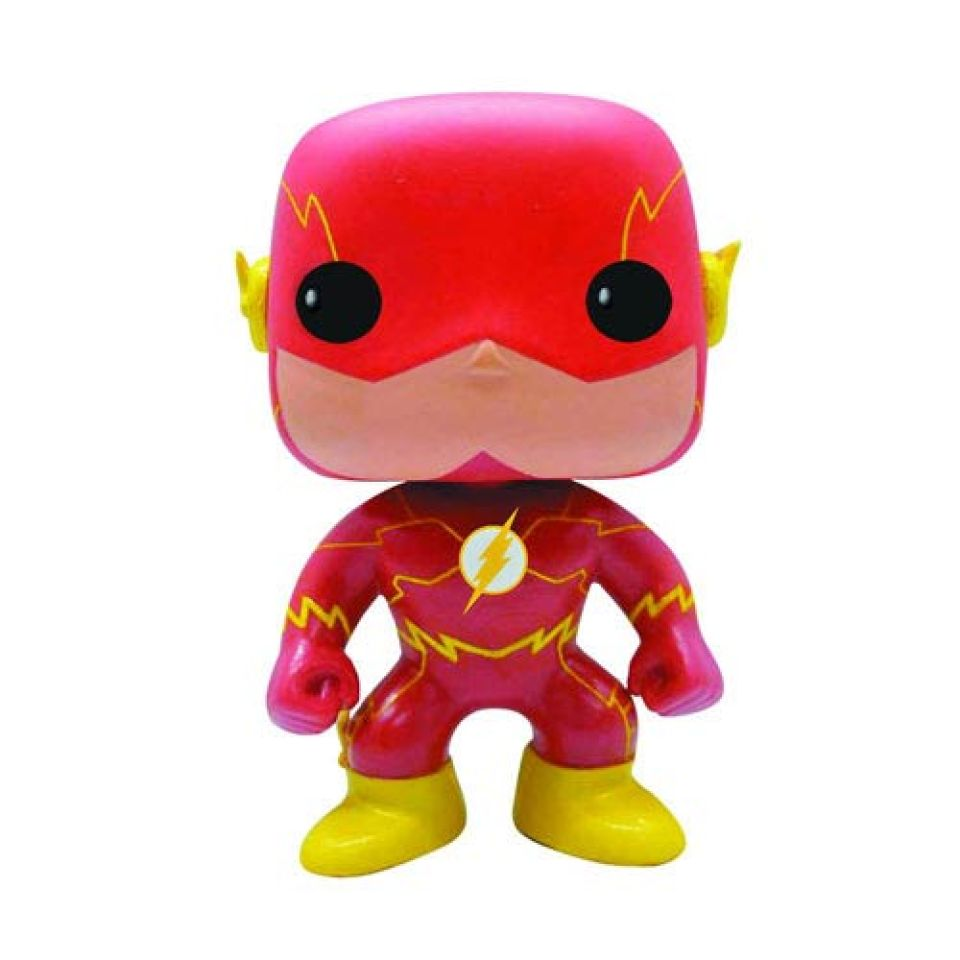 DC Comics Flash New 52 Previews Pop! Vinyl Figure