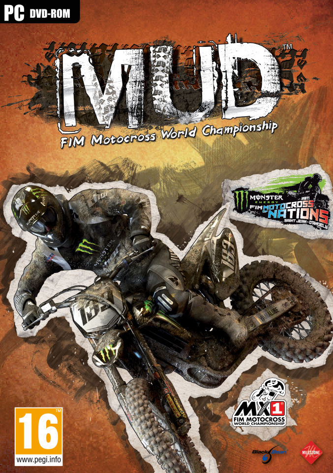 Mud Fim Motocross World Championship Pc Zavvi