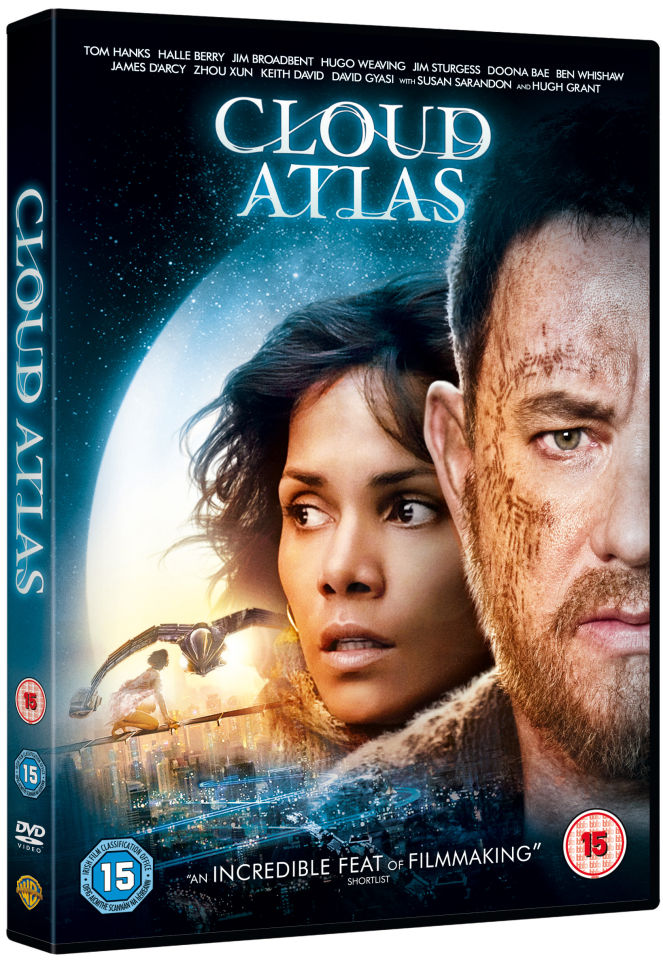 Cloud Atlas (Includes UltraViolet Copy)