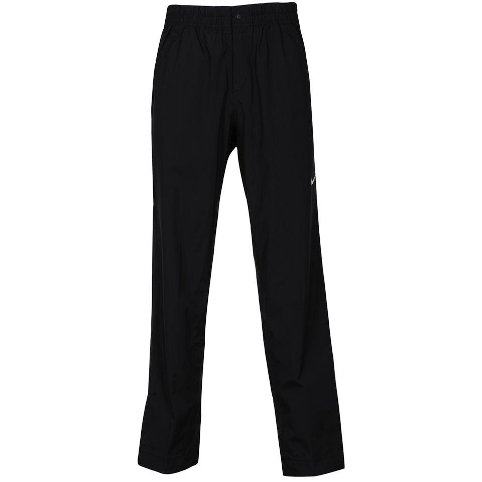 Nike Hardloopbroek voor Heren ZwartWit