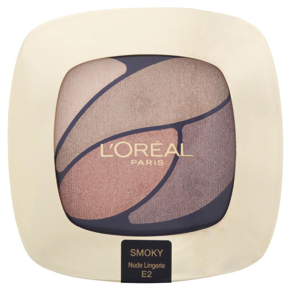 Loreal Paris Colour Riche Quad E2 Beloved Nude Beautyexpert Krezi Kamis 32 Maybelline Super Bb Cushion Fresh Matte 03 Natural Product Description