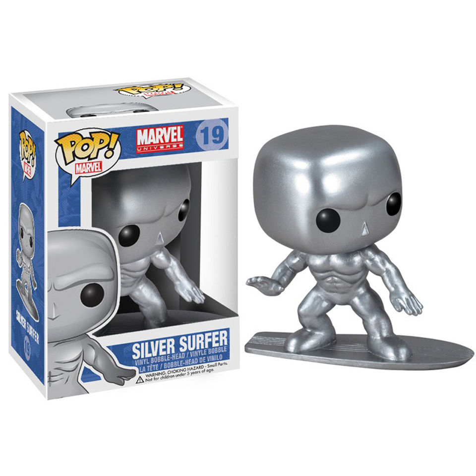 Marvel Silver Surfer Pop! Vinyl Figure