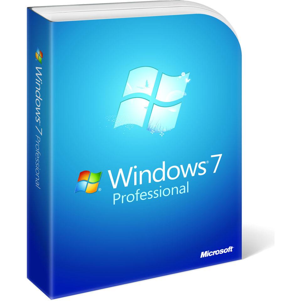 6ff9d11ce Microsoft Windows 7 Professional wSP1