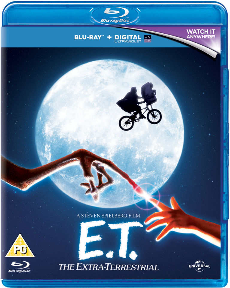 The extra terrestrial includes ultraviolet copy blu ray zavvi