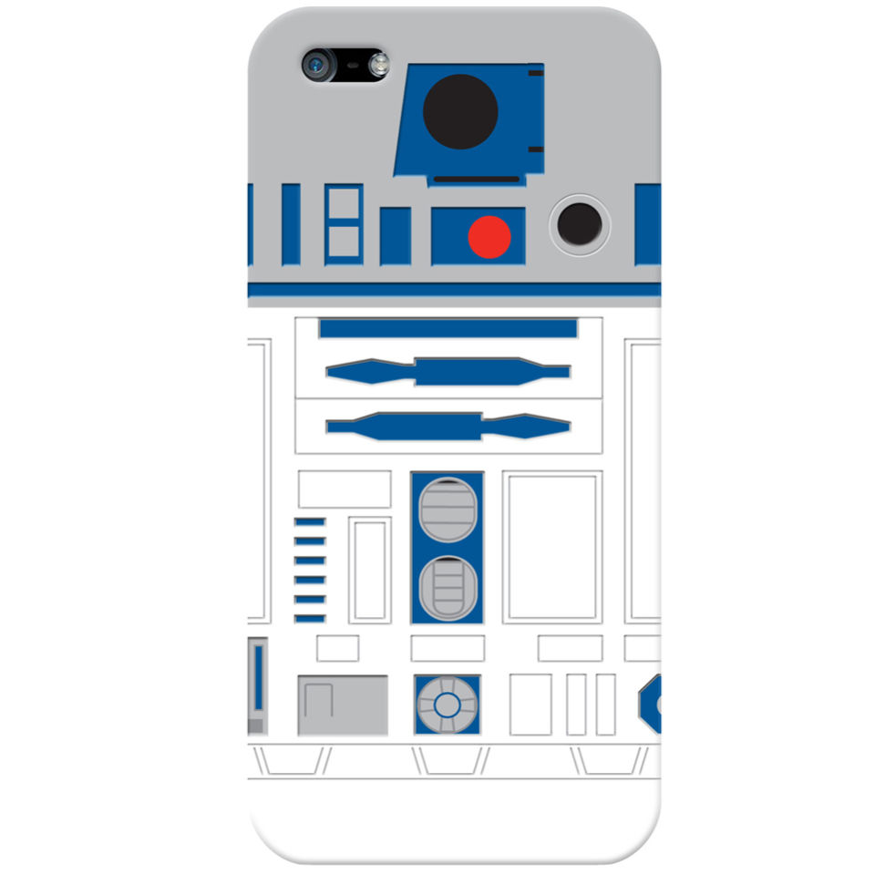 Star Wars R2-D2 iPhone 5 Case