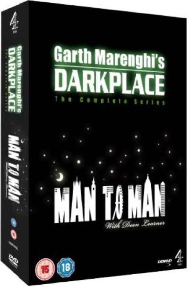 Garth Marenghi/Man To Man With Dean Learner [Box Set]