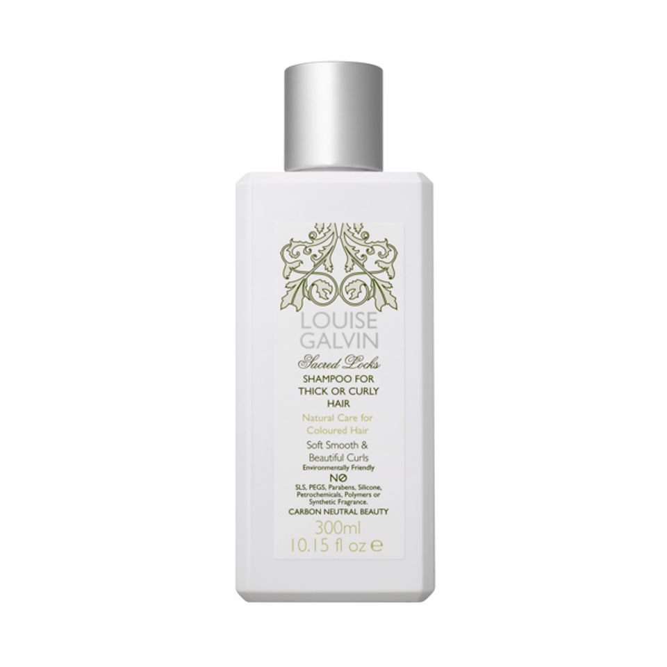 Louise Galvin Shampoo for Thick or Curly Hair 300ml Health & Beauty