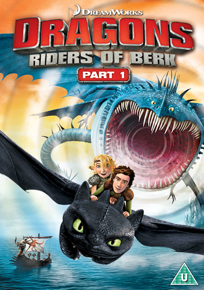 Dragons: Riders of Berk - Part 1